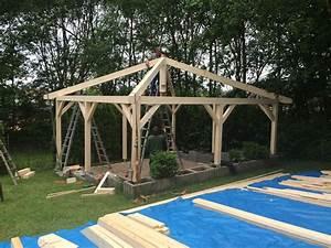 Grill Pavillon Holz : grill pavillon holz elegant m sechseckig with grill ~ Whattoseeinmadrid.com Haus und Dekorationen