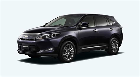 toyota harrier next gen toyota harrier lexus rx photo gallery autoblog