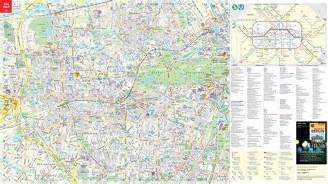 stadtplan berlin trescher verlag