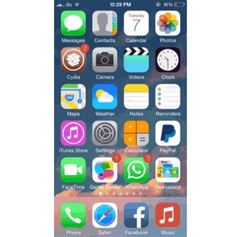 consigue la funcion de pantalla partida del iphone
