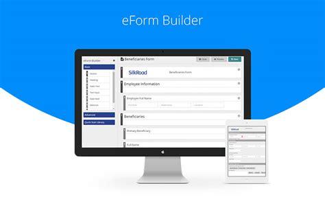 Eform Form Builder by Silkroad Onboarding Eform Builder Silkroad
