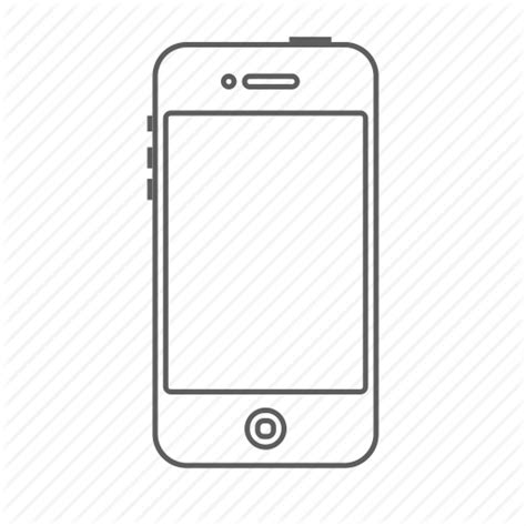 mobile phone icon vector png white white iphone icon png how to format cover letter