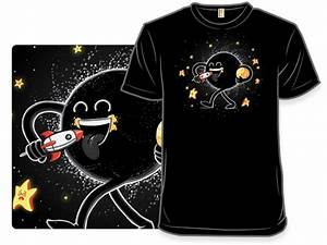 Let's all go to the Black Hole - Shirt.Woot
