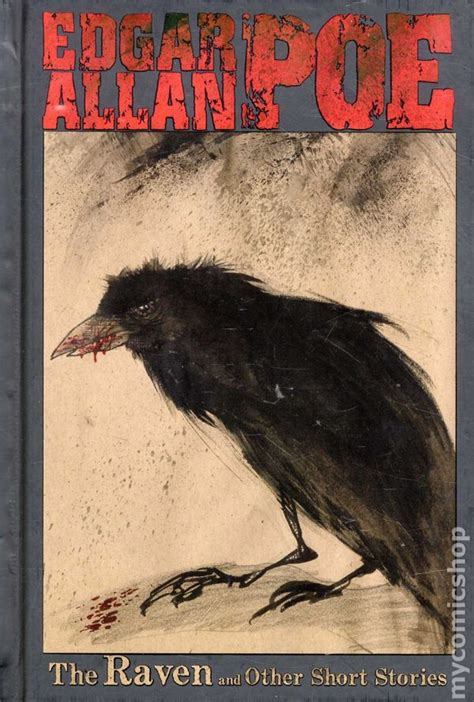 Edgar Allan Poe The Raven And Other Stories Hc (2011 Idw) Comic Books