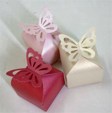 butterfly baby shower favors butterfly top favor box wedding favors baby shower favor