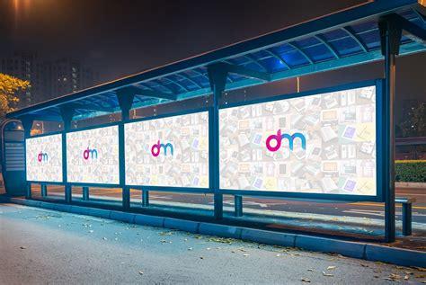 bus stop poster psd template bus stop billboard mockup template psd download download psd