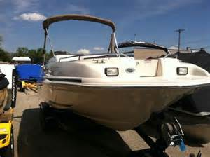 deck boats for sale