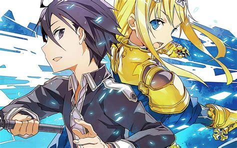 zuberg and kirito warriors artwork sword