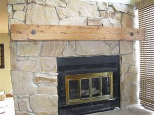 buy a crafted knotty alder fireplace beam mantel