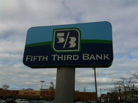 fifth third bank phone number fifth third bank 16 reviews bank building societies