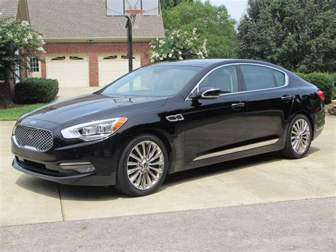 2015 Kia K900 V8 (vip Package) Start Up, Test Drive, And