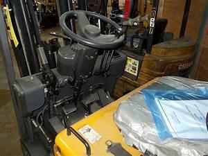 Tcm 3 000 Lb  Capacity Forklift  Model Fcb15a4  S  N