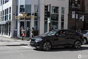 Bmw X6 Noir : bmw x6 m f86 29 mars 2016 autogespot ~ Gottalentnigeria.com Avis de Voitures
