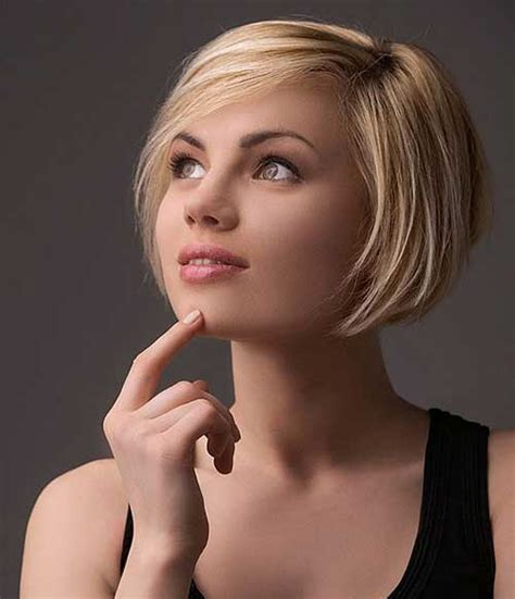 short haircuts   face shape short hairstyles