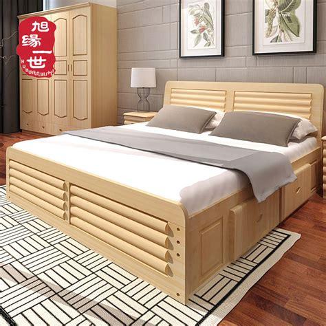 Bedroom Design Wood Bed by Bed Designs Eagletechng