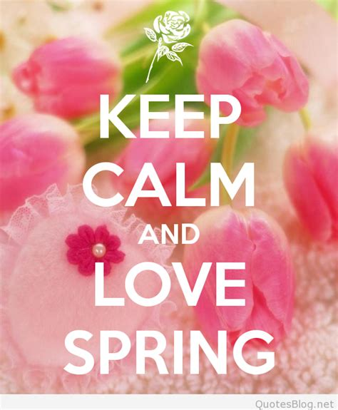 beautiful spring message