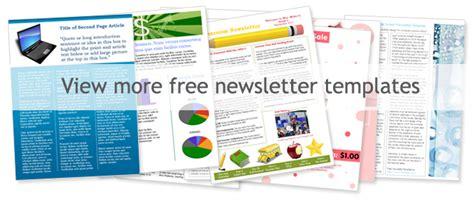 church newsletter templates worddrawcom