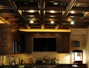 Drywall Vs Drop Ceiling by Drop Ceilings Vs Drywall For Finishing Your Basement