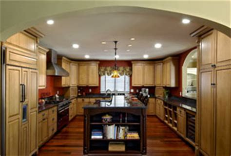 Kitchen and Bath Studios Custom Cabinet Designs Kitchen