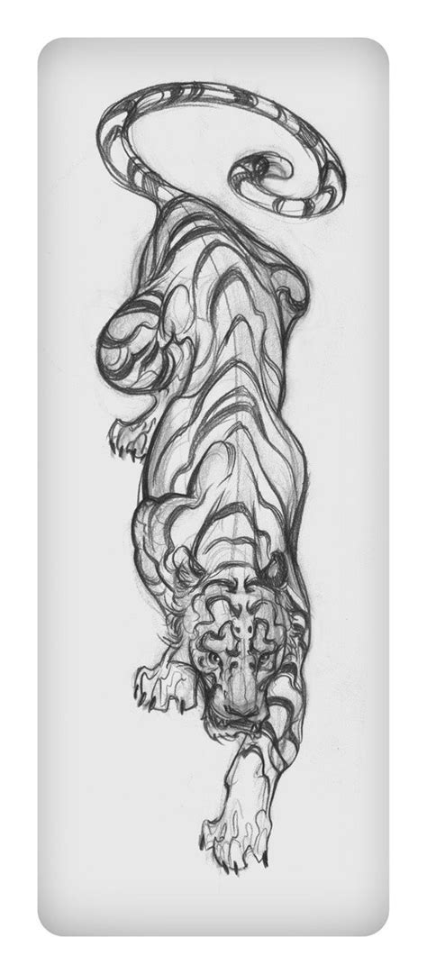 I wish i could draw this!!! I also want it as a tattoo!! | Tattoos, Tiger tattoo, Tattoo drawings