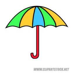 Summer Umbrella Clip Art