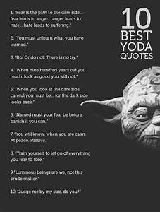100+ Greatest Yoda Quotes For Massive Growth BayArt - A