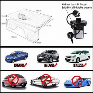 Matratze Fürs Auto : auto suv luftmatratze sitzkissen f r camping bett matratze aufblasbar mit pumpe ebay ~ Buech-reservation.com Haus und Dekorationen