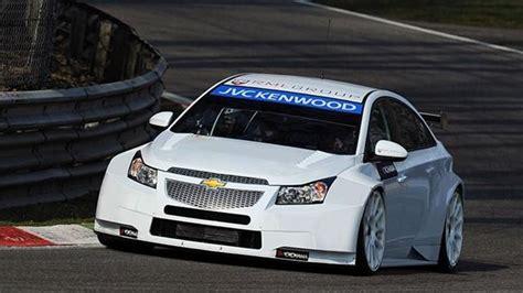 Rml To Build Newspec Chevrolet Cruze  Wtcc Eurosport