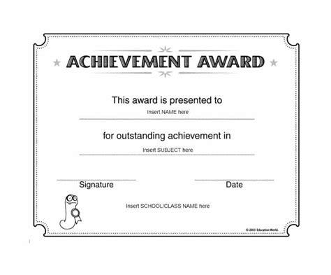 certificates  achievements certificate template downloads