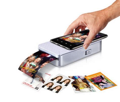 photo printing phone popular cell printer from china best selling cell printer