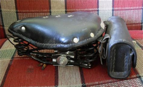 Sadel Sepeda Kebo Kecil (sepeda
