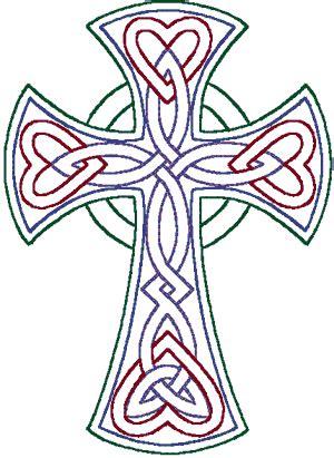 pattern celtic cross cross stitch cross embroidery