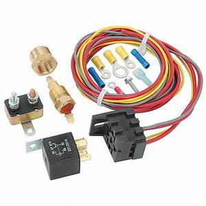Jegs Performance Products 10560  Electric Fan Wiring