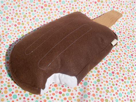 Chair Donut by Ice Cream Pillow Chocolate Pop Plush