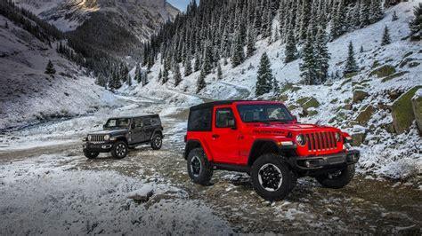 All-new 2018 Jeep Wrangler