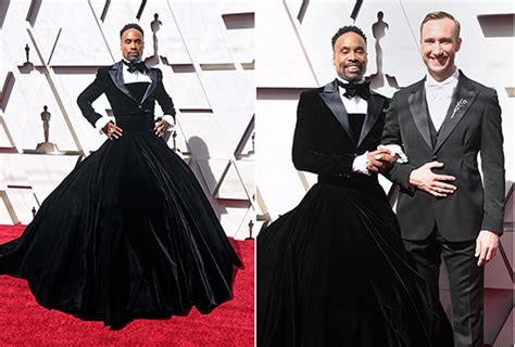 Billy Porter Wore Tuxedo Gown The Oscars