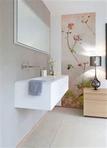 Badezimmer Tapete Wasserabweisend : badezimmer tapeten der tapetentrend f rs bad ~ Michelbontemps.com Haus und Dekorationen