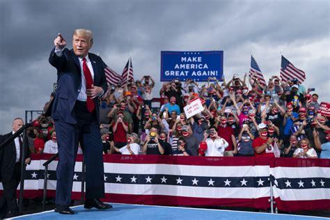 Voľby v USA: Ako Trump štyri roky menil Ameriku - Svet SME