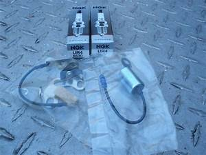 Cushman Truckster Haulster Ignition Tuneup Kit 22hp Omc