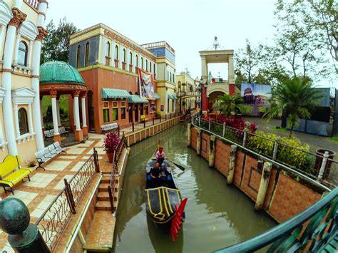 venice kota bunga wisata hits ala luar negeri