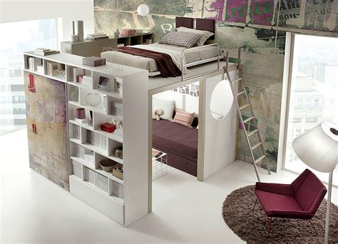 8 stunning space saving loft bed designs which are ideal