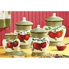 Kitchen Apple Decor  Home Design And Decor Reviews