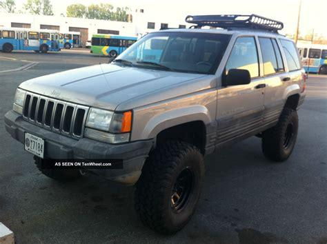raised jeep grand cherokee 1998 grand cherokee zj lifted