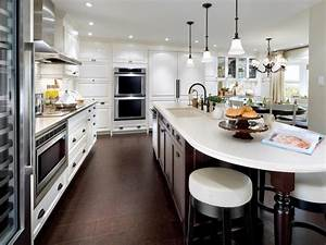 white kitchen islands pictures ideas tips from hgtv hgtv With the perfect kitchens with white cabinets for you
