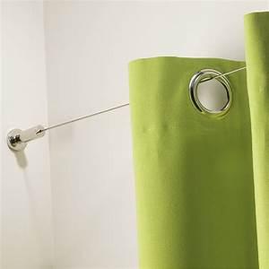 Tringle A Rideau 4m : cable pour rideau pas cher ~ Melissatoandfro.com Idées de Décoration