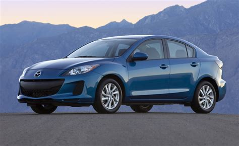 2013 Mazda3 Gets 40-mpg Skyactiv Engine On More Trim
