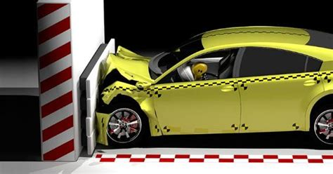 crash test si鑒e auto are cars with higher scores on crash tests safer bankrate com
