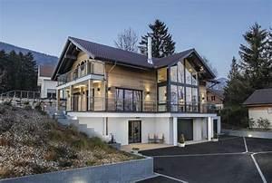 Eigenes Haus Bauen : hausbautipps24 okal realisiert traumhaus in hanglage ~ Lizthompson.info Haus und Dekorationen