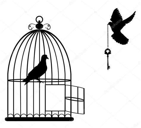 Gabbia Uccello - gabbia per uccelli vettoriale vettoriali stock 169 lilac
