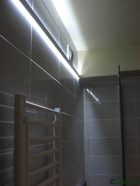 Ruban led salle de bain LED's Go